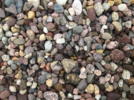 Cinnamon River Pebbles