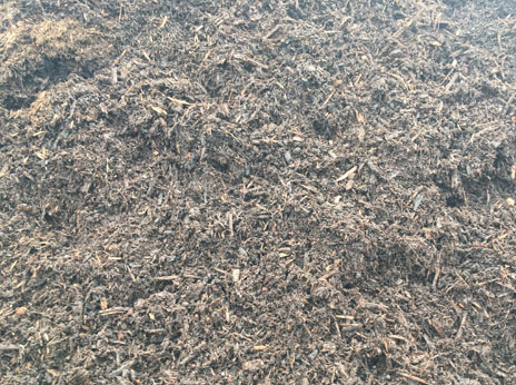 Natural Bark Blend Mulch