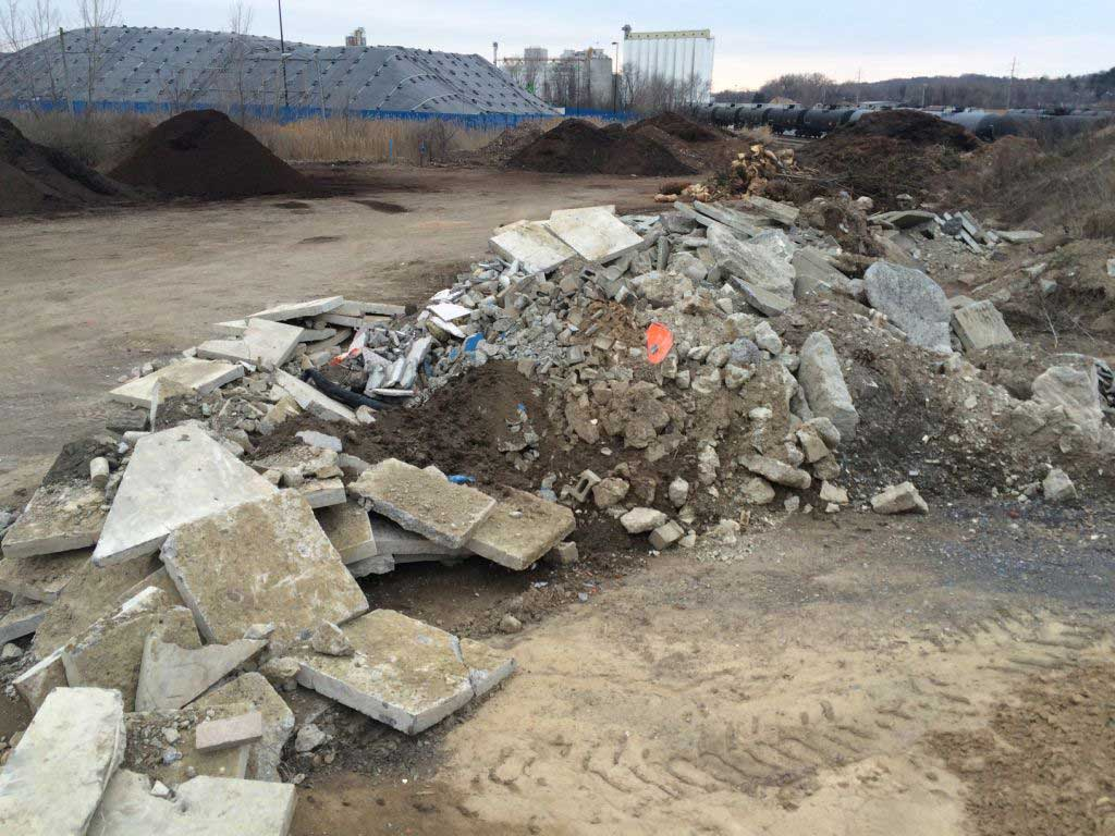 Wm Biers Albany Ny Landscaping Supplies Land